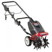 Troy-Bilt TB154 Electric Garden Tiller Cultivator Review